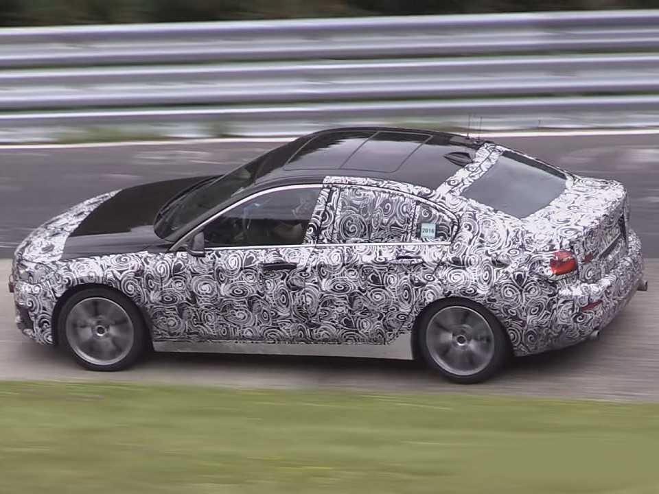 BMW Série 2 Gran Coupé em teste