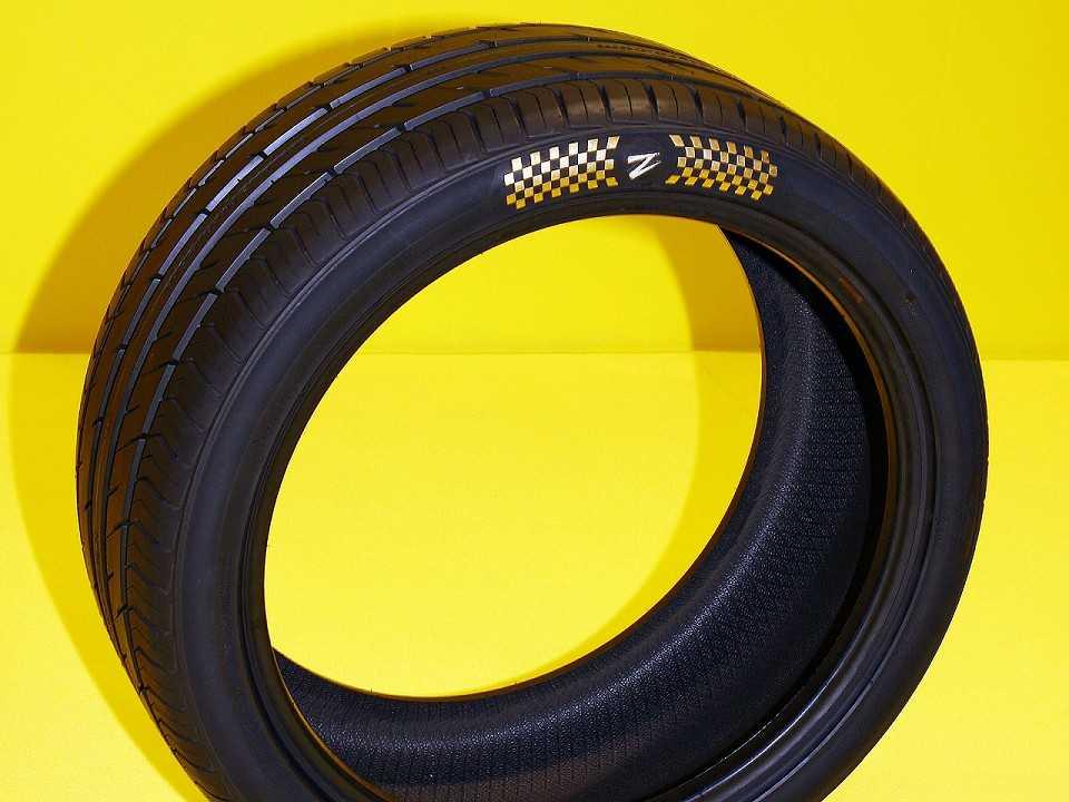 O pneu mais caro do mundo