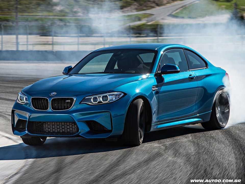 BMWM2 2017 - ângulo frontal