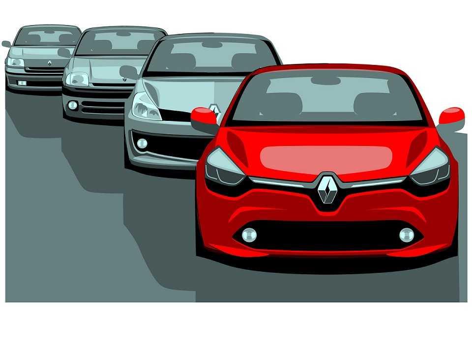 Renault Clio: um quarto de s�culo de hist�ria