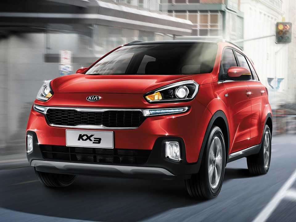 Kia KX3 2017