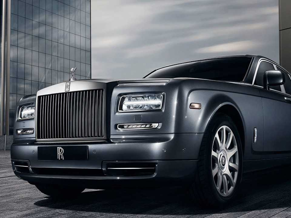 Rolls-Royce Phantom 2015