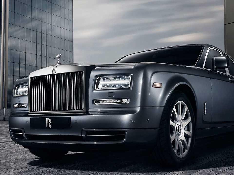 Rolls-Royce Phantom 2015