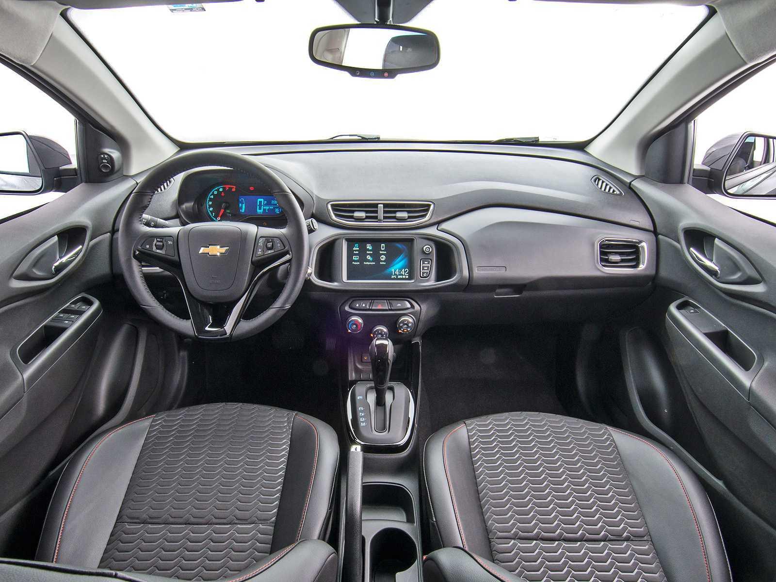 ChevroletOnix 2017 - painel