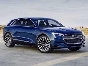 Audi planeja ofensiva de el�tricos at� 2020