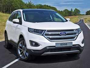 Com atraso, Ford lança novo Edge no Brasil por R$ 230 mil