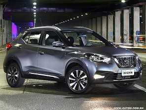 Nissan Kicks nacional partirá de R$ 70.500