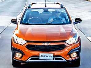 Onix Activ � a maior novidade da linha 2017 dos compactos da Chevrolet