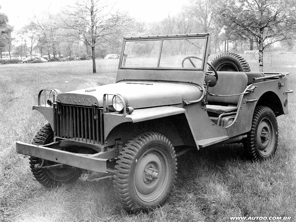 Jeep Willys MA de 1941