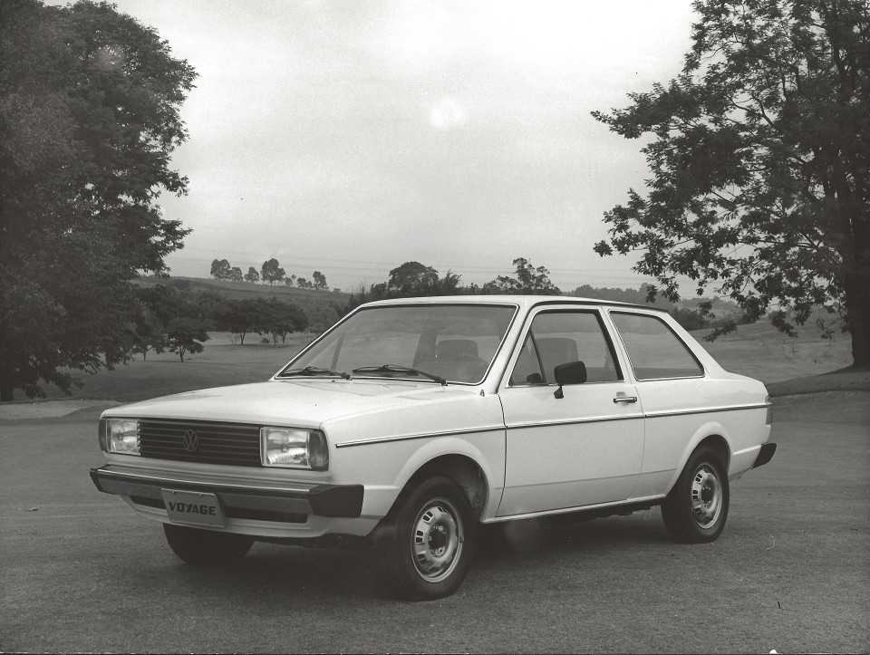 Volkswagen Voyage LS 1981