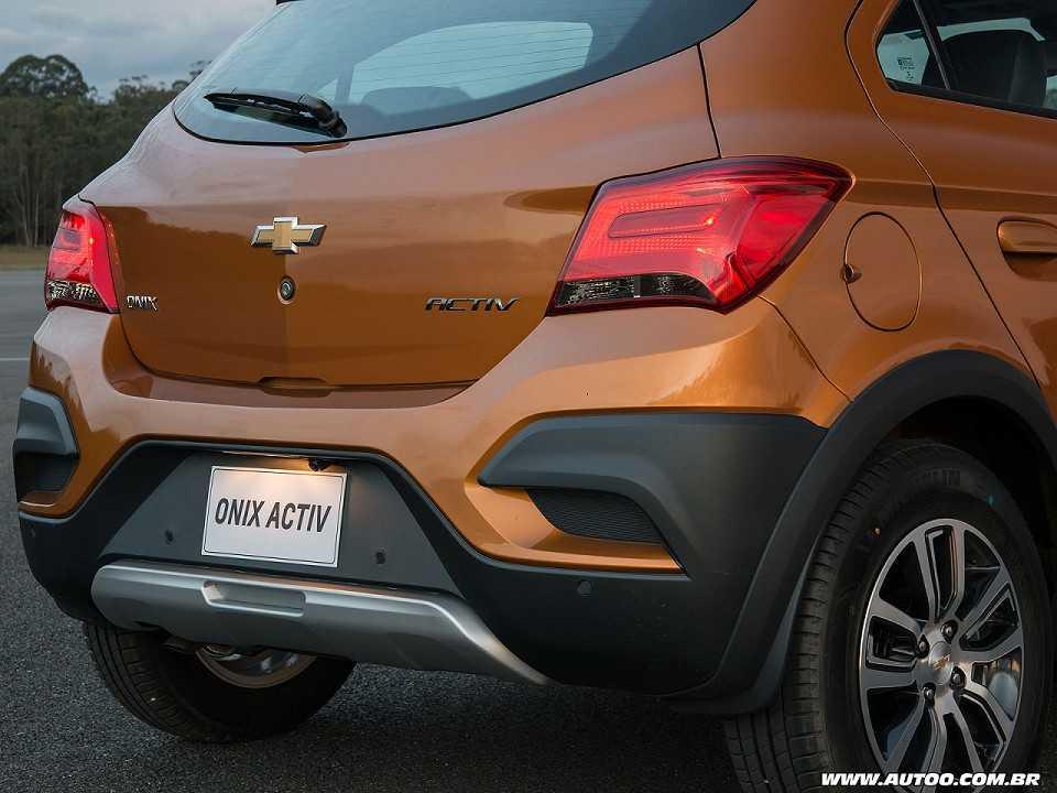 ChevroletOnix 2017 - outros