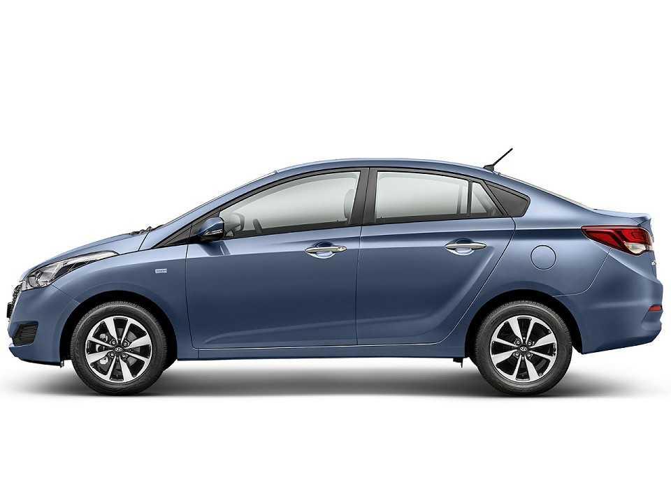 HyundaiHB20S 2017 - lateral