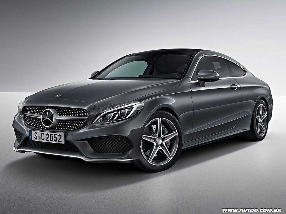 Mercedes-Benz Classe C Coupé 2016