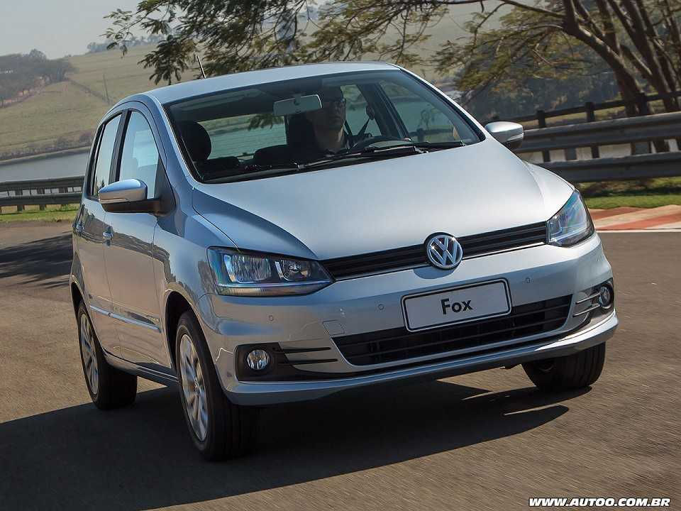 Volkswagen Fox 2016