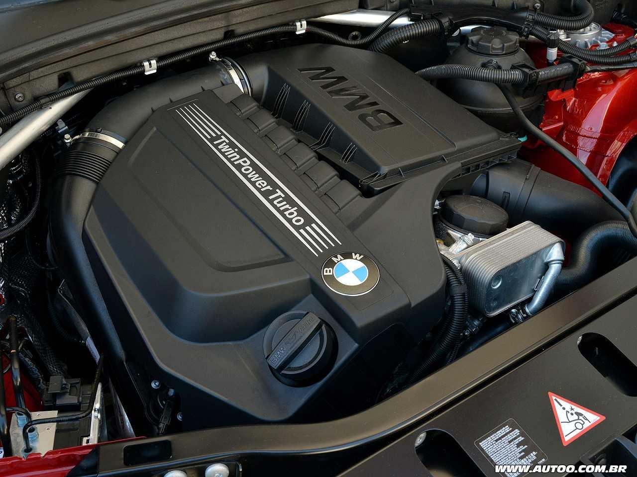 BMWX4 2016 - motor