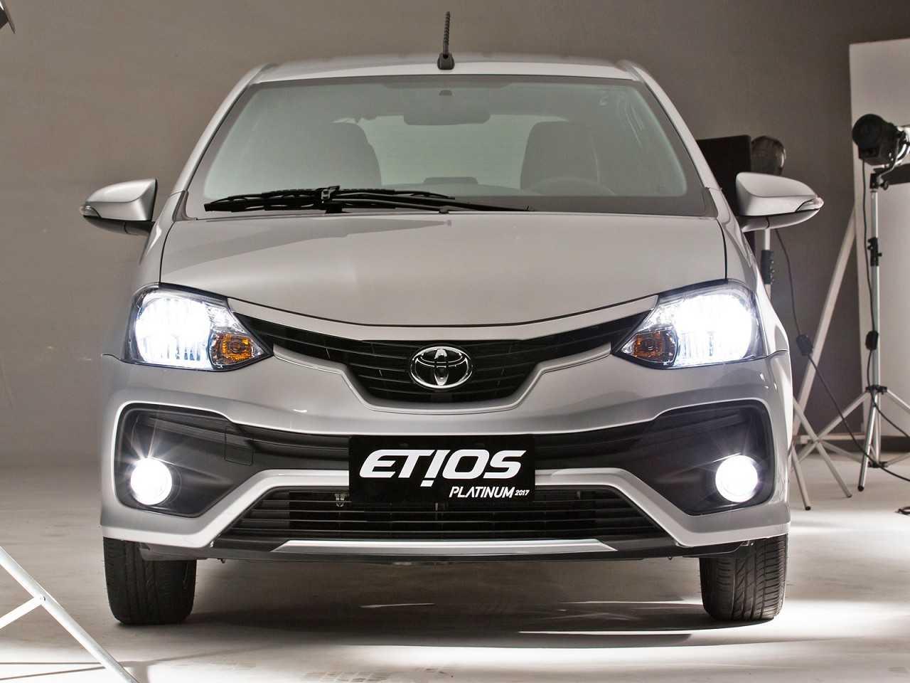 ToyotaEtios 2017 - frente