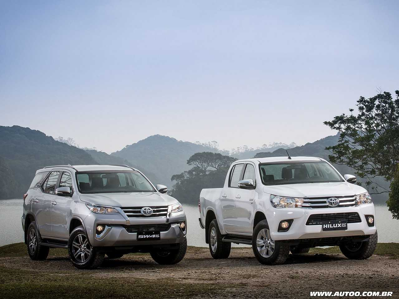 ToyotaHilux 2017 - outros