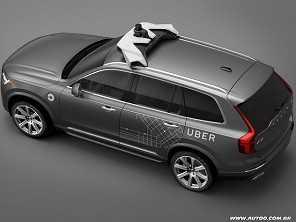 Uber quer que todas as suas viagens sejam elétricas até 2040