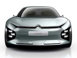 Citroën olha para o futuro com um ''superhatch''