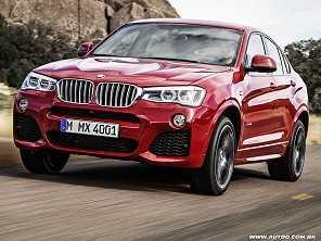 BMW X4 agora é produzido no Brasil