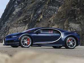 Bugatti diz ter vendido 200 superesportivos Chiron