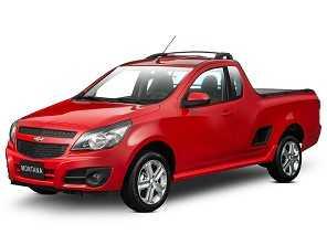 Lanterninha da categoria, Chevrolet Montana ganha motor mais econômico