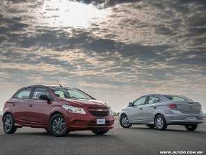 Chevrolet lança seu ''Onix Fire''