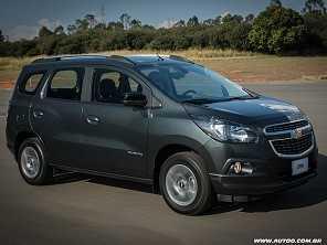Chevrolet Cobalt e Spin estreiam melhorias na linha 2017