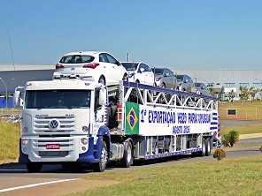Hyundai HB20 chega ao Uruguai