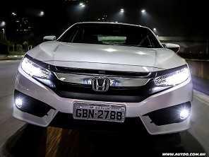 Honda Civic desvaloriza menos que o Toyota Corolla, revela pesquisa