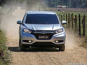 Um Honda HR-V 2016 ou um CR-V 2013?