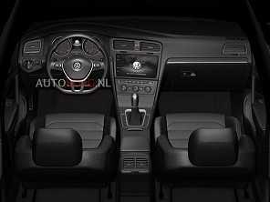 Interior dos pr�ximos modelos da VW vaza na internet