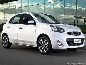 Com CVT, Nissan March se destaca entre os hatches autom�ticos