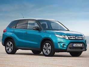 Suzuki confirma novo Vitara no Brasil