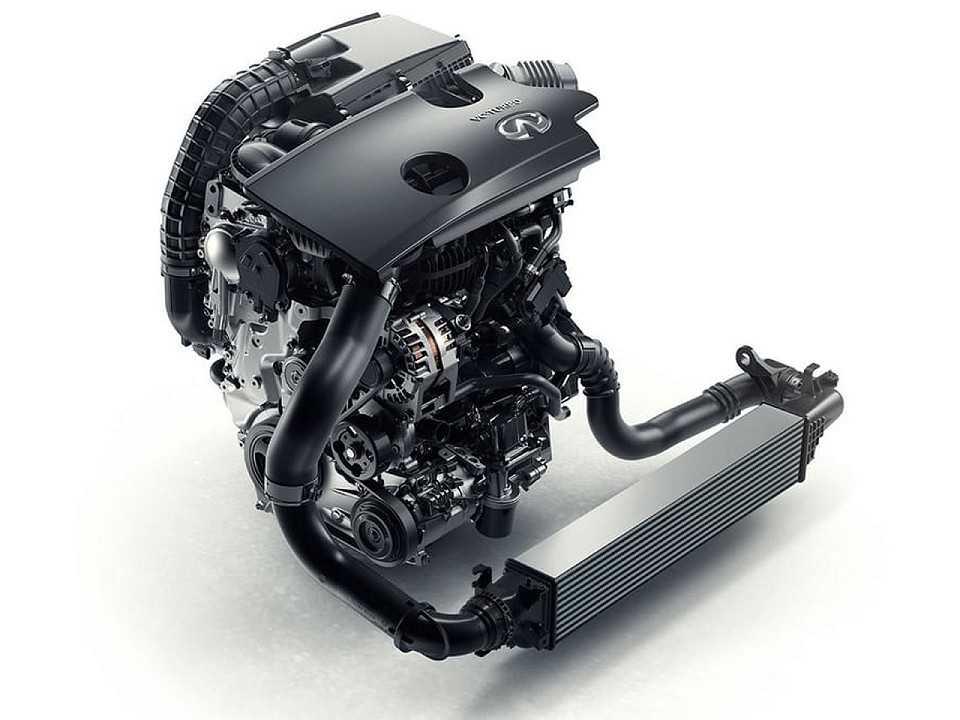 Motor da japonesa Infiniti com taxa de compressão variável