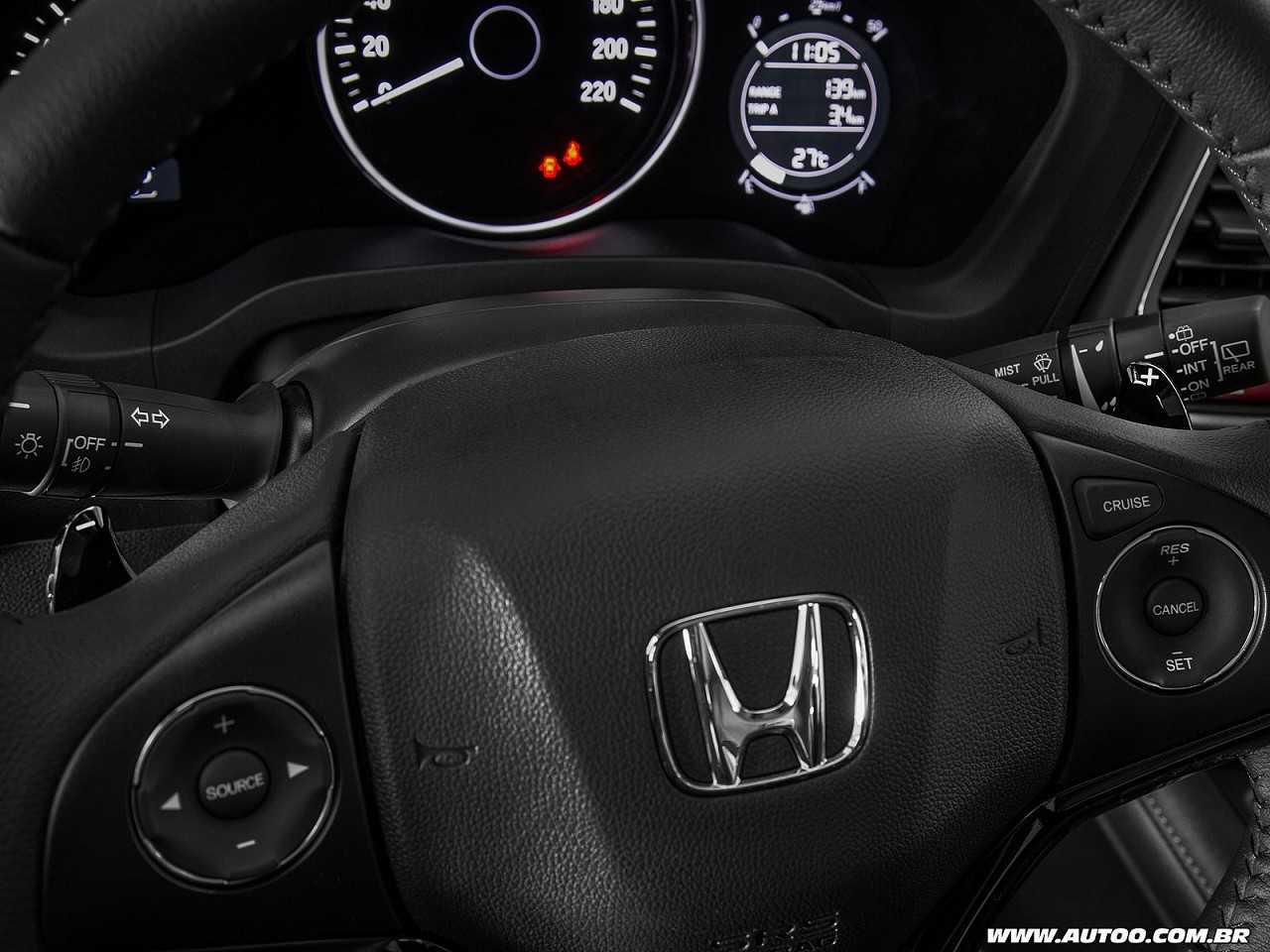 HondaHR-V 2017 - outros