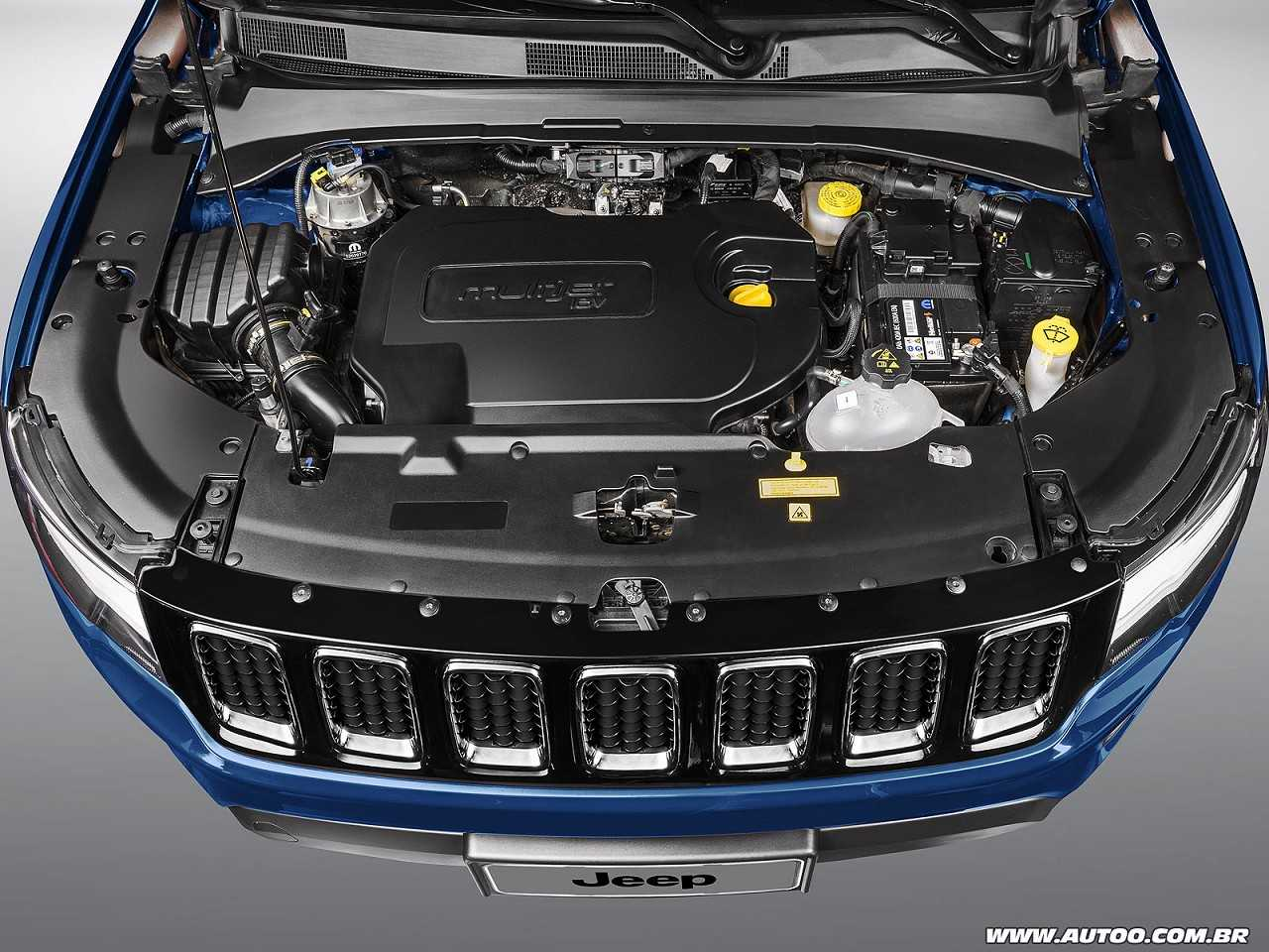 JeepCompass 2017 - motor