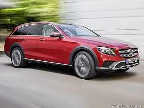 Mercedes-Benz entra na onda das stations ''aventureiras''