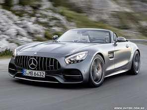 Carro para sonhar: Mercedes-AMG GT Roadster
