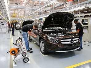 Mercedes-Benz deixa de produzir o Classe C e o GLA no Brasil