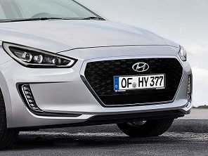 Foto do novo Hyundai i30 surge na Europa