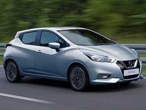 Quinta gera��o do Nissan Micra na Europa antecipa o novo March por aqui