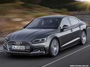 Nova gera��o do Audi A5 chega ao Brasil em 2017
