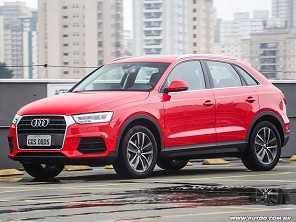 Audi Q3: o mais racional entre os SUVs de luxo