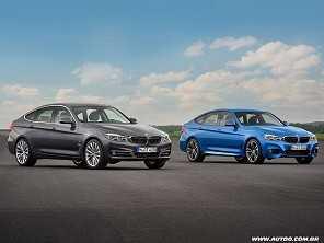 BMW trar� o novo S�rie 3 GT para o Brasil