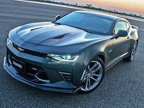 Chevrolet confirma nova geração do Camaro no Brasil