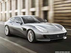 Ferrari lança seu primeiro modelo 4 lugares com motor turbo