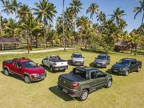 Fiat prepara uma guinada para a nova geração da Strada
