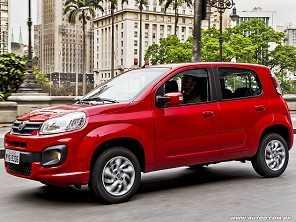 Veja os preços e versões do Fiat Uno 2017
