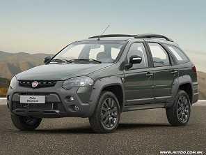 Uma das raras ''peruas'' do mercado, Fiat Weekend alcança a linha 2017